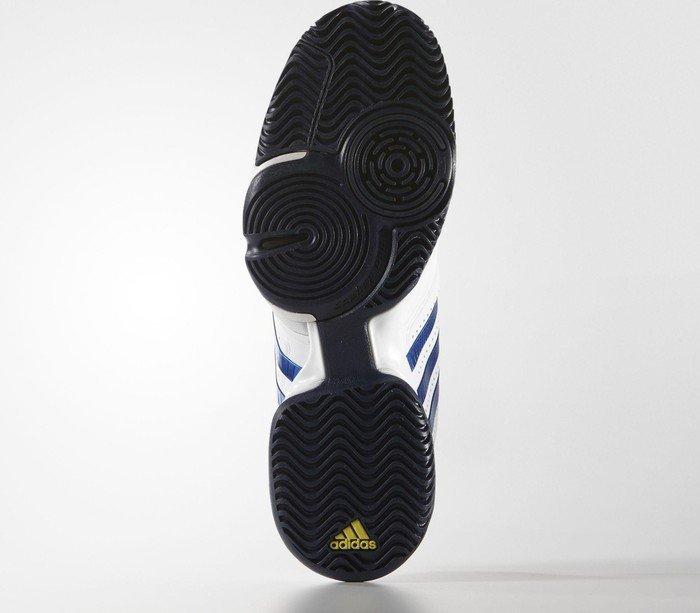 newest 4f7ae 064a4 adidas Novak Pro whitecollegiate royalbright yellow (Herren) (AQ5673)