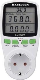 Basetech EM-3000 energy monitoring device, socket with current measuring sensor (BT-1611632)
