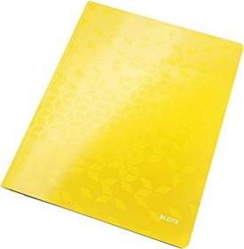 Leitz WOW Schnellhefter A4, gelb (30010016)