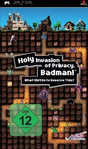 Holy Invasion of Privacy, Badman! (deutsch) (PSP) -- via Amazon Partnerprogramm