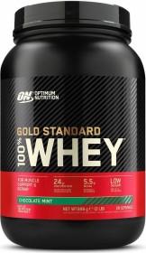 Optimum Nutrition Gold Standard 100% Whey Schokolade/Minze 908g