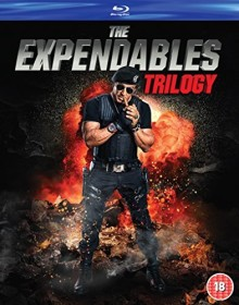 The Expendables Trilogy (Blu-ray) (UK)