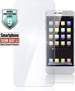 Hama Displayschutzglas Premium Crystal Glass für Samsung Galaxy A40 (186229) -- via Amazon Partnerprogramm