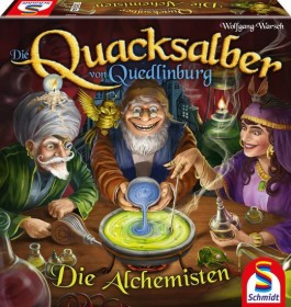Die Quacksalber von Quedlinburg - Die Alchemisten (Erweiterung)