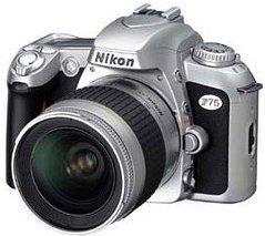Nikon F75 (SLR) Basic Set mit Objektiv AF 28-80mm 3.3-5.6G