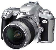 Nikon F75 (SLR) Basic Set z obiektywem AF 28-80mm 3.3-5.6G