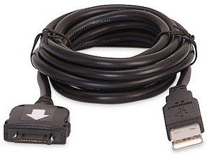 APC USB palmtop przewód ładujący/synchronizujący HUSBCQ2I (iPAQ)