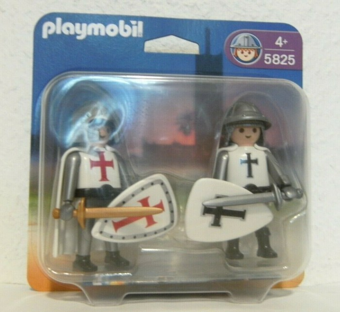 playmobil - Knights - Duo-Pack Ordensritter und Kreuzritter (5825) -- via Amazon Partnerprogramm