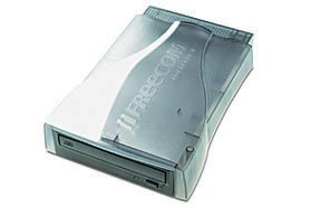 Freecom portable II DVD-ROM 16x48x external