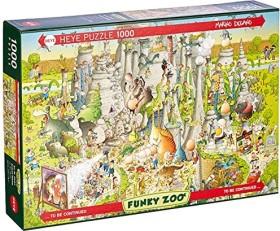 Heye Puzzle Jurassic Habitat (29727)