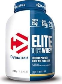 Dymatize Elite 100% Whey BCAA Smooth Banana 2.1kg (25120501)