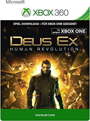 Deus Ex 3 - Human revolution (German) (Xbox 360) -- via Amazon Partnerprogramm