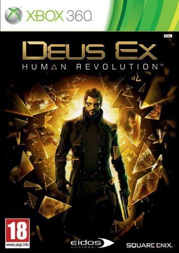 Deus Ex 3 - Human Revolution (deutsch) (Xbox 360) -- via Amazon Partnerprogramm