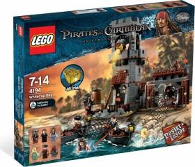 LEGO Pirates of the Caribbean - Whitecap Bay (4194)