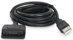 APC USB PDA Charger/Sync cable HUSBSY2I (Sony)