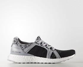 adidas Ultra Boost silver metallic/solid grey/core black (Damen) (S80846)