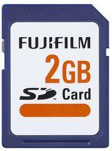 Fujifilm SD Card High Quality 2GB, Class 2 (04000598/04000600)