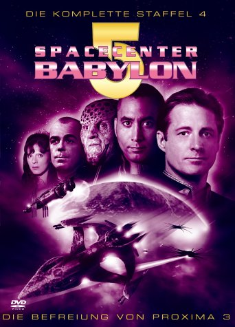 Spacecenter Babylon 5 - Staffel 4 -- via Amazon Partnerprogramm
