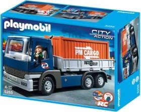 playmobil City Action - Cargo-LKW mit Container (5255)
