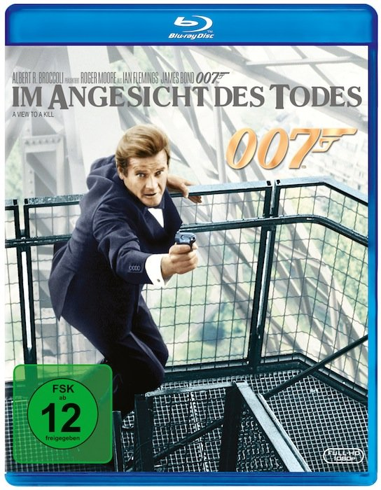 James Bond - Im Angesicht des Todes (Blu-ray)