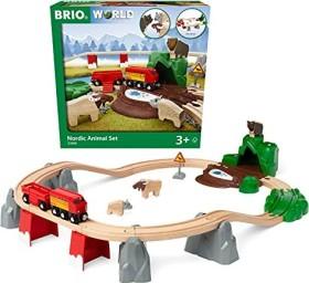 BRIO Nordische Waldtiere Set (33988)