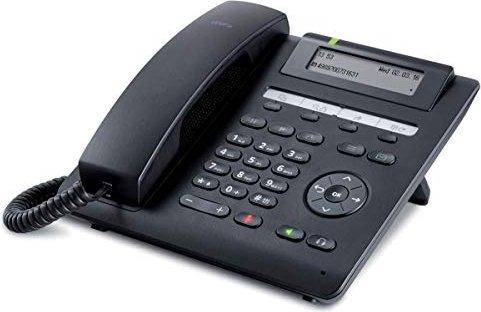 Unify OpenScape Desk Phone CP200T schwarz (L30250-F600-C435) -- via Amazon Partnerprogramm