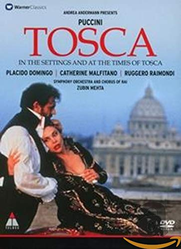 Giacomo Puccini - Tosca -- via Amazon Partnerprogramm