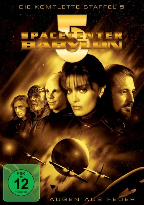 Spacecenter Babylon 5 - Staffel 5
