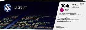 HP Toner 304L magenta niedrige Kapazität (CC533L)