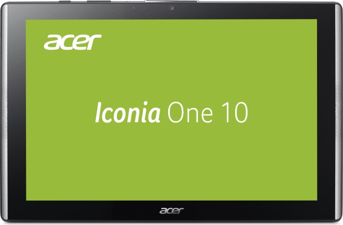acer iconia one 10 b3 a40 32gb schwarz tablets hardware preisvergleich. Black Bedroom Furniture Sets. Home Design Ideas
