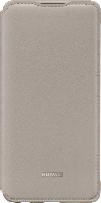 Huawei Wallet Cover für P30 khaki (51992858)