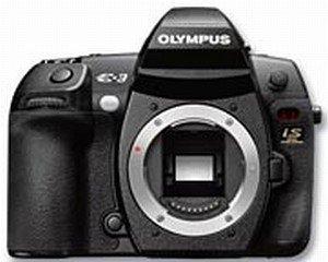 Olympus E-3 black body (N2932492)