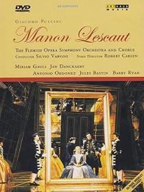Giacomo Puccini - Manon Lescaut (DVD)
