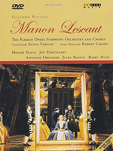 Giacomo Puccini - Manon Lescaut -- via Amazon Partnerprogramm