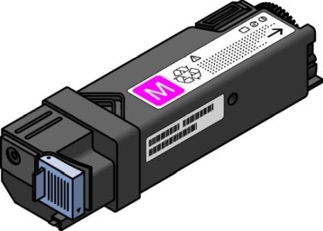 Kompatibler Toner zu Epson S050098/Konica Minolta 1710517-003/7 magenta