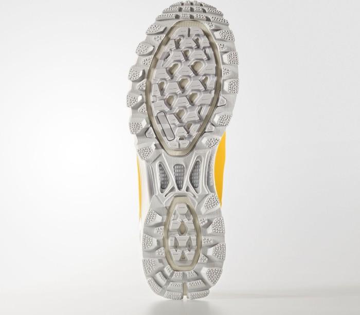 outlet store aa5c0 0603f adidas adizero XT deep yellow chalk white radiant orange (Damen) (S81041)