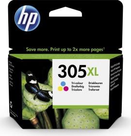 HP Druckkopf mit Tinte 305 XL farbig (3YM63AE)