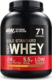 Optimum Nutrition Gold Standard 100% Whey Schokolade/Erdnussbutter 908g
