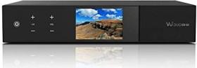 VU+ Duo 4K SE, 1x DVB-S2X FBC Twin, 1x DVB-T2 Dual, festplattenvorbereitet