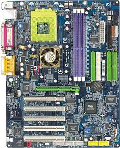 Gigabyte GA-7VAXP, KT400 [PC-2700 DDR]