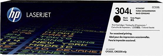 HP Toner 304L black low capacity (CC530L)