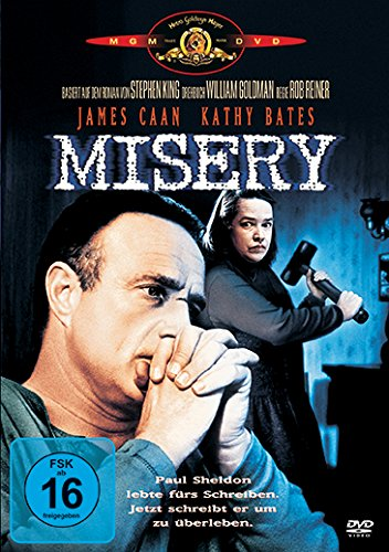 Misery -- via Amazon Partnerprogramm