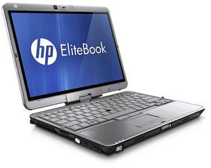 HP EliteBook 2760p, Core i5-2540M, 4GB RAM, 128GB SSD, UMTS (LG682EA)