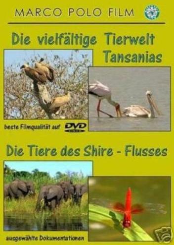 Die vielfältige Tierwelt Tansanias -- via Amazon Partnerprogramm