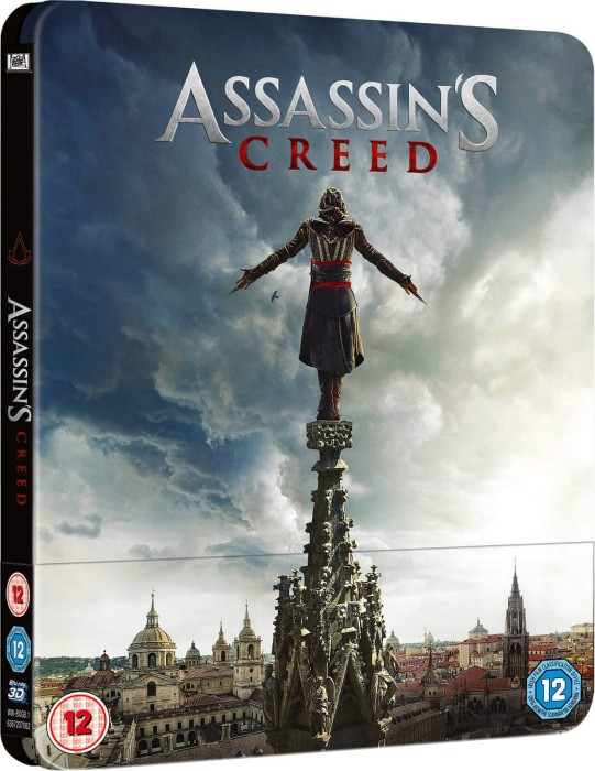 Assassin's Creed (3D) (Blu-ray) (UK) -- via Amazon Partnerprogramm