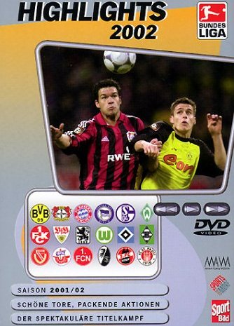 Fußball: Bundesliga Highlights 2002 (DE) -- via Amazon Partnerprogramm