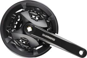 Shimano Altus FC-MT101 175mm crankset (E-FCMT101E002CLB)