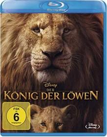 Der König der Löwen (2019) (Blu-ray)