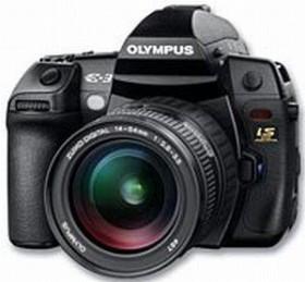 Olympus E-3 schwarz mit Objektiv 14-54mm 2.8-3.5 (N3100392)