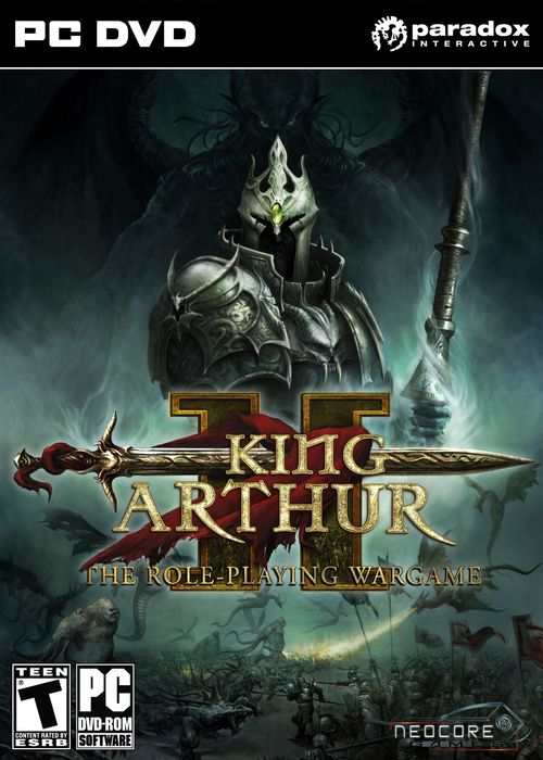 King Arthur 2 - The Role-playing Wargame (deutsch) (PC)